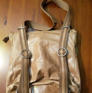Clarks Bags - Convertible Leather Backpack